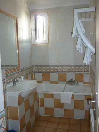 Hotel O Villagio: bagno