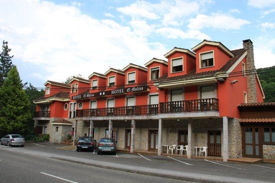 Hotel El Molino: El hotel
