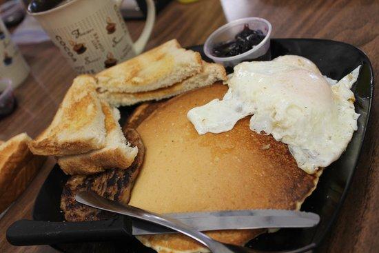 Wasta, Dakota Południowa: Super Breakfast.