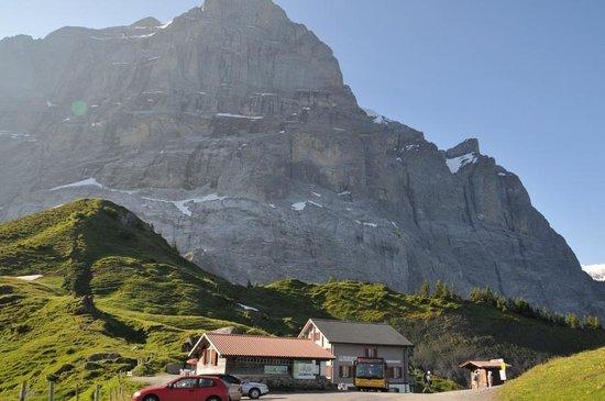 Grosse Scheidegg: 景色