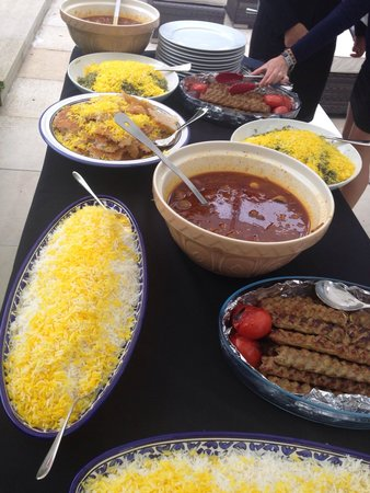 Hana Persian Restaurant: Hana Persian catering