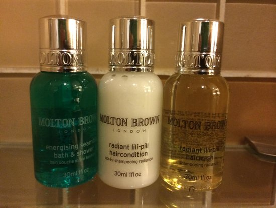Sunway Resort Hotel & Spa : love the Molton Brown toiletries