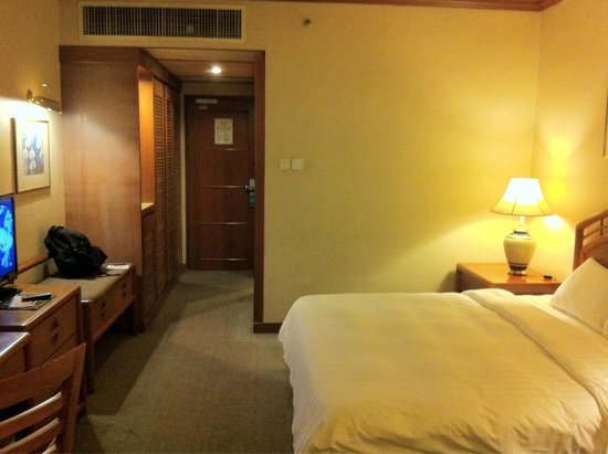 Sabah Oriental Hotel: A view in a room