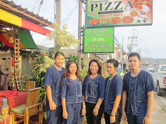 Phuket Airport Hostel & Homestay