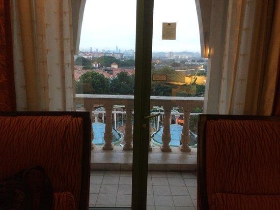Sunway Resort Hotel & Spa: balcony