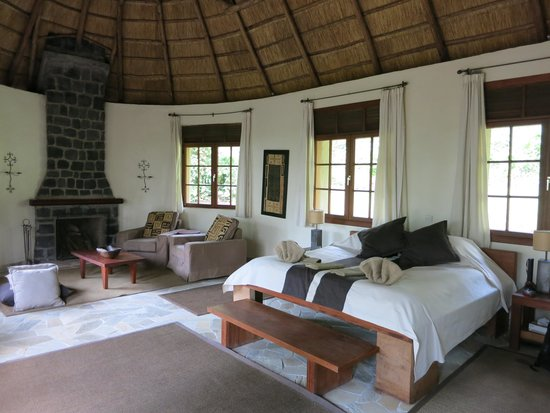 Mikeno Lodge: The bungalow