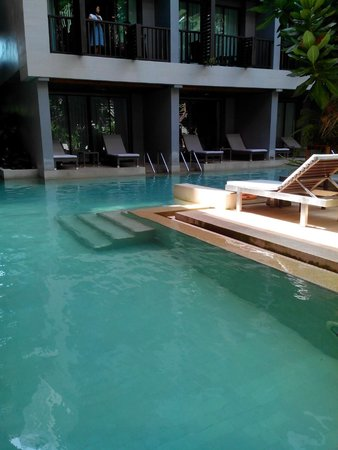 Aree Tara Resort: The pool