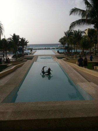 The Royal Sands: Main Pool