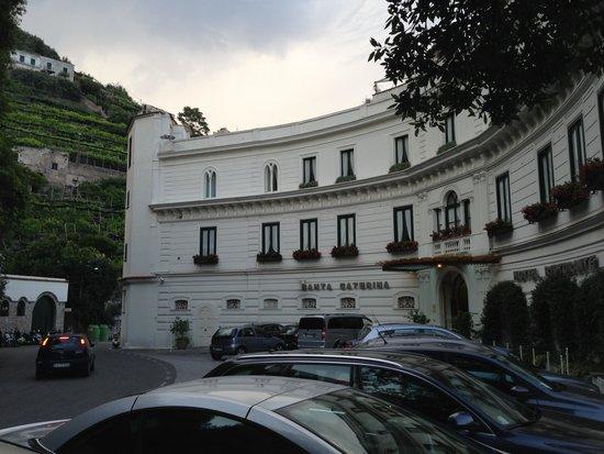 Santa Caterina Hotel: hotel exterior