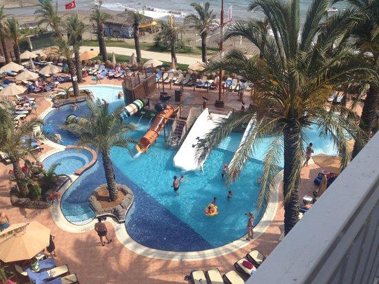 Long Beach Resort Hotel & Spa: le paradis des enfants