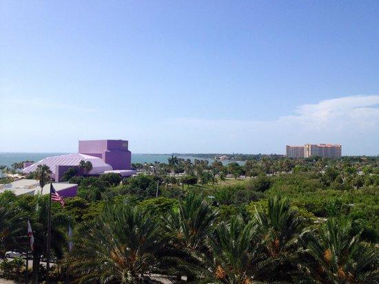 Hyatt Regency Sarasota: Bay view room