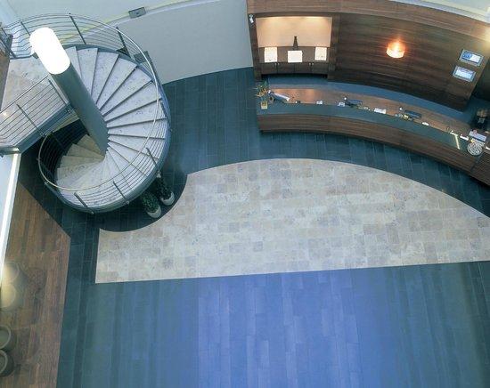 NH Budapest City: Lobby/Reception