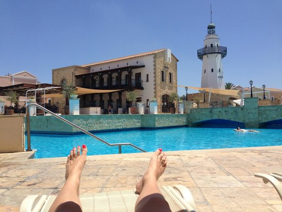 Aliathon Holiday Village: 1 of the 5 pools - adults only pool