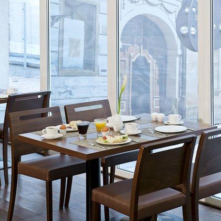 NH Budapest City: Restaurant
