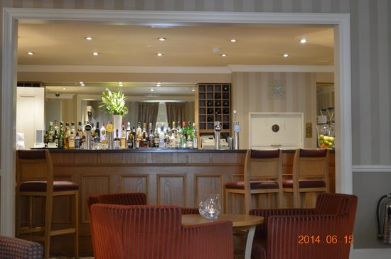 Palm Court Hotel: The bar (also open to the public)
