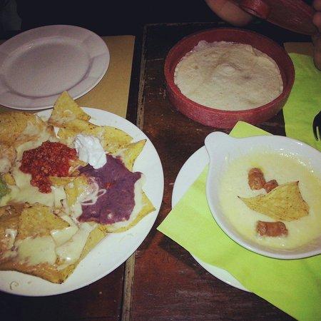 Mexì - Cantina & Tacos: Antipasti.