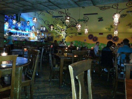 Mexì - Cantina & Tacos: Interno.