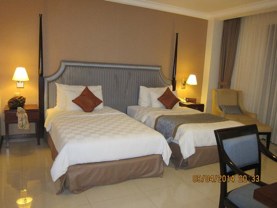 Asmila Boutique Hotel : Room with double bed
