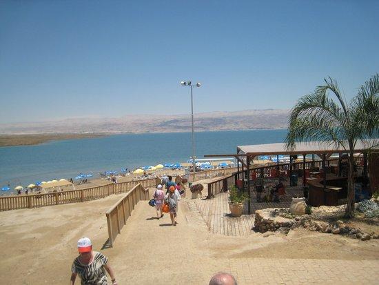 Dead Sea : outra vista