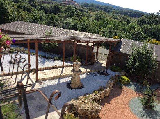 Albergo Villaggio Olistico Fontemaya: Vista