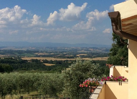 Albergo Villaggio Olistico Fontemaya: Panorama