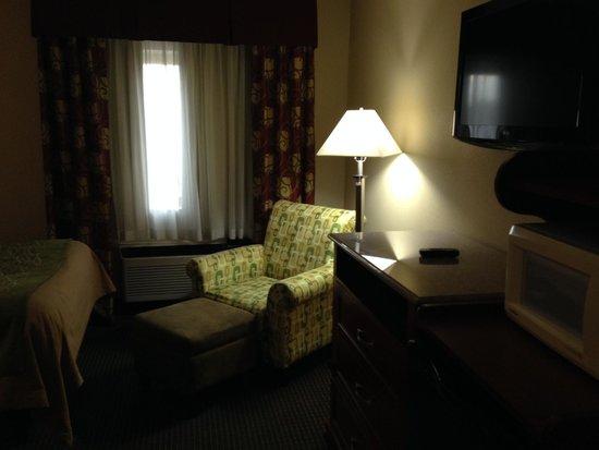 Comfort Inn: Chair