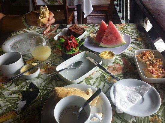 Pousada Hanalei : Café da manhã