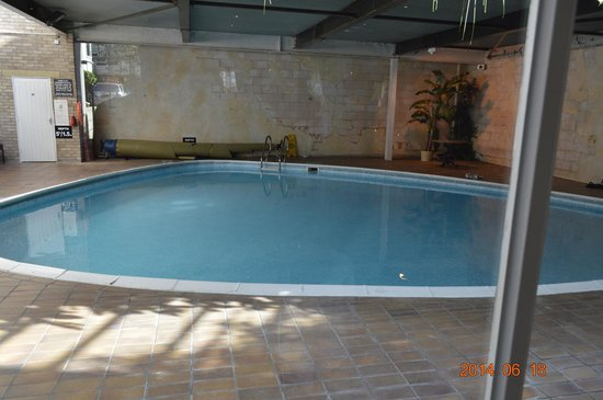"Palm Court Hotel: The ""pool"""