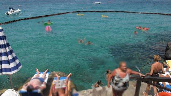 Lo Smeraldo : and enjoy the beach