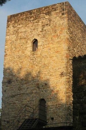Castello di Petroia : La Torre