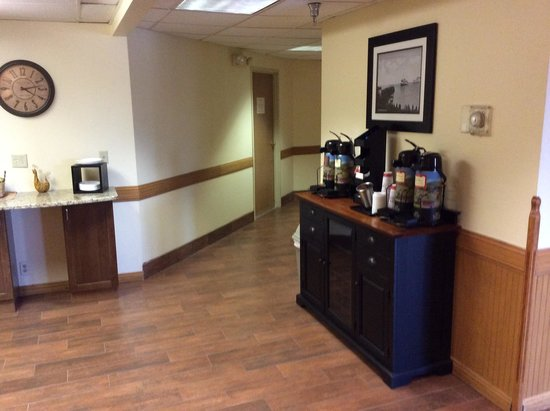 Country Inn of Two Harbors: Coffee
