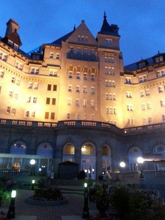 Fairmont Hotel Macdonald: Una reggia meravigliosa