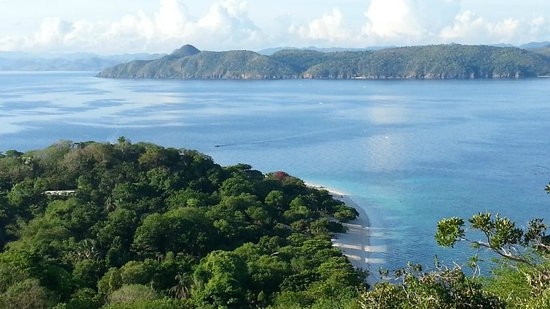 Club Paradise Palawan: From Viewing Deck of Hiking Trail