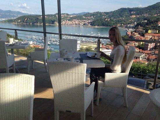 Grand Hotel Europa: Fantastica colazione