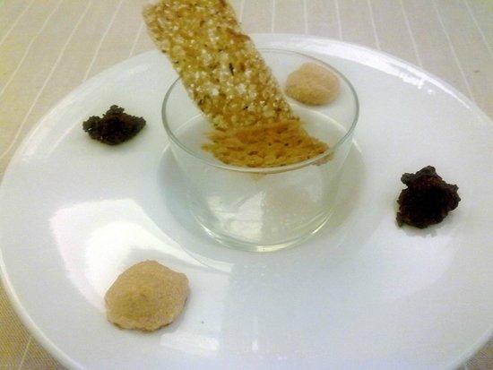 Solana Restaurante: Petit fours