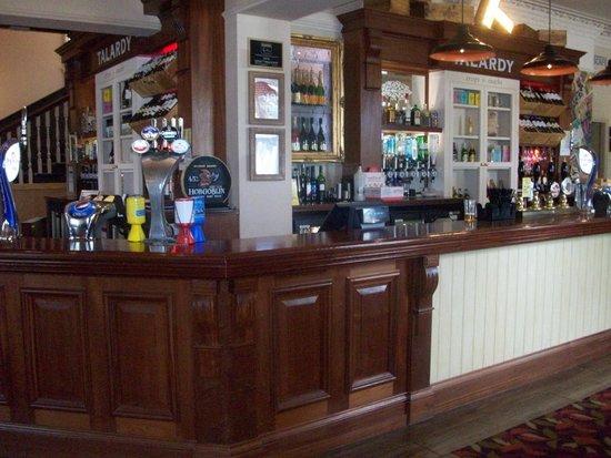 Talardy Hotel: Bar Area