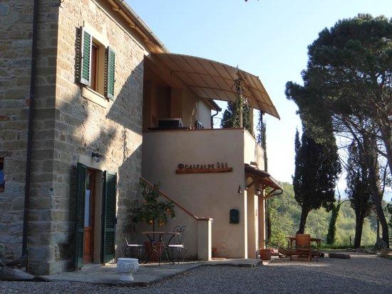 Galealpe Agriturismo: Landhaus Galealpe