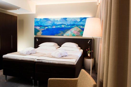 Hotel Palace: Бывают номера с раздельными кроватями