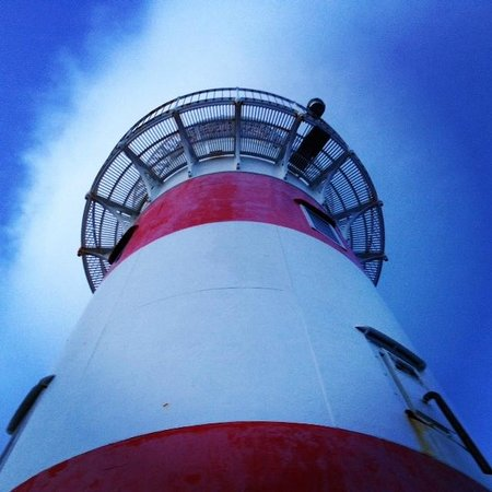 Cape Palliser Lighthouse : Lighthouse