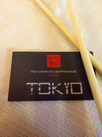 Tokyo: Business Card