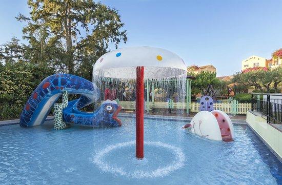 Hotel Stefan Village : children's recreation pool