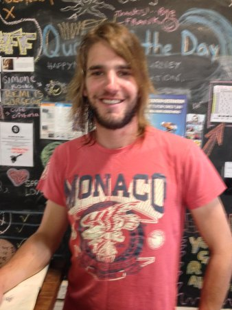 ITH Adventure Hostel San Diego: Steve-from Melbourne, Australia-Full-Time Hostel Manager