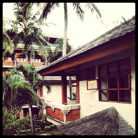 Bali Mandira Beach Resort & Spa: cottages