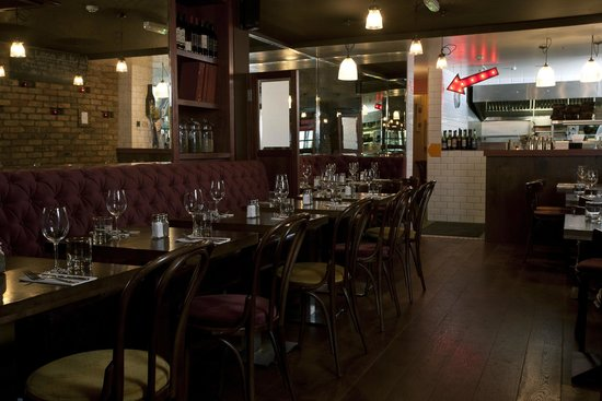 Whitefriar Grill interiors