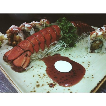 Seito Sushi: New Brunswick Roll $18