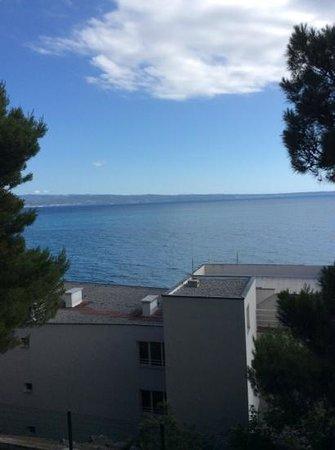 Le Meridien Lav Split : superior kamer, seaview
