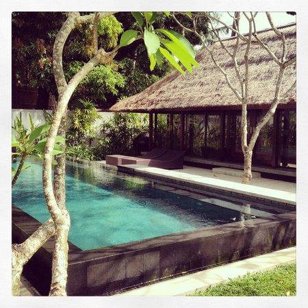 Kayumanis Jimbaran Private Estate & Spa: pool
