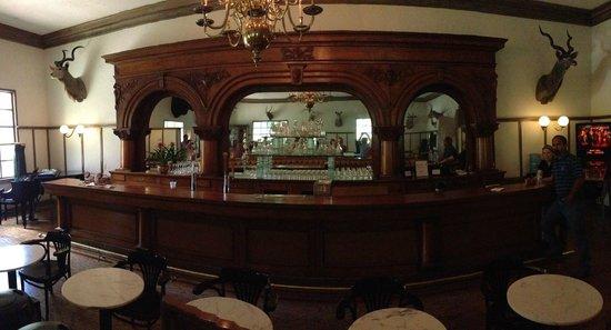 White Oak Conservation Center: Al Capone's bar