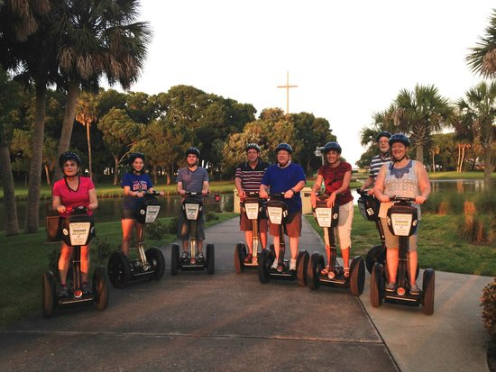 BAM Adventure Sports: A stop on the tour for a group shot