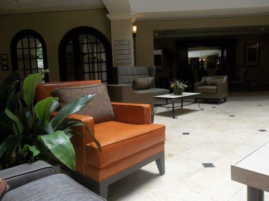 DoubleTree by Hilton Hotel San Antonio Airport : Lobby area